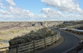 How Deep is the Snake River Canyon?